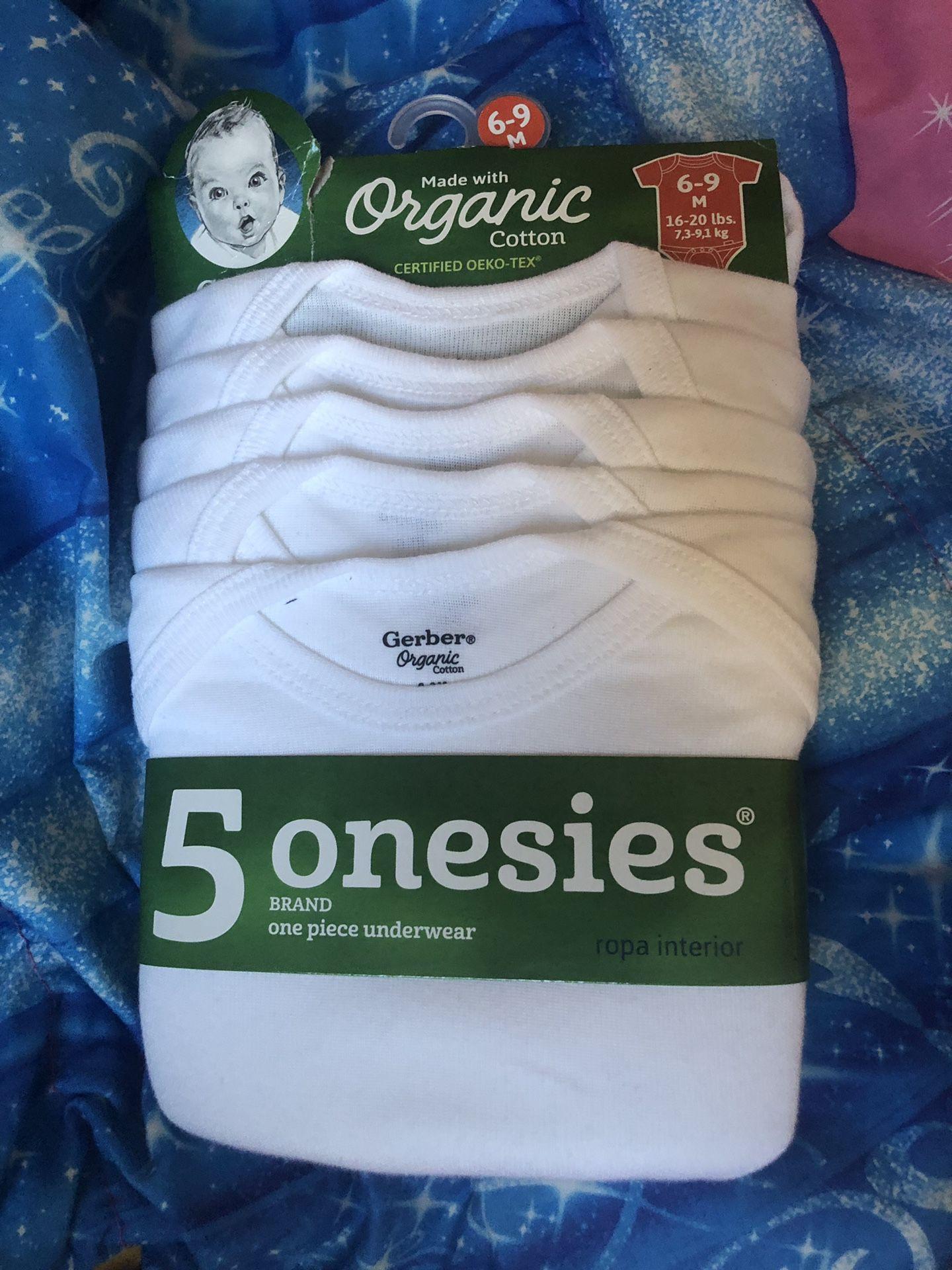 Baby onesies 6-9months