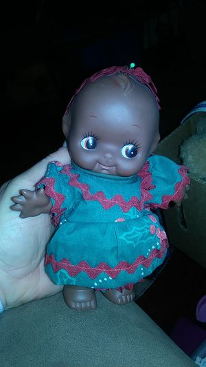 Antique baby doll for Sale in Cascade, ID