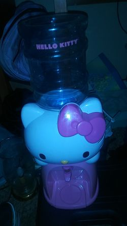 Hello Kitty Water Dispenser Thumbnail