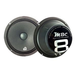 "Massive audio 8"" pro audio speakers for Sale in Orlando, FL"
