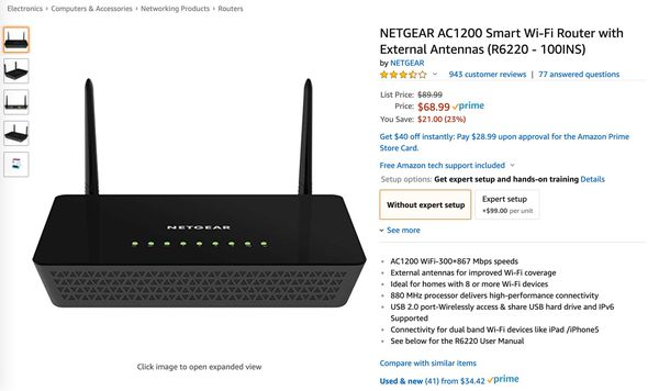 New and Used Wifi router for Sale in Riverdale, GA - OfferUp