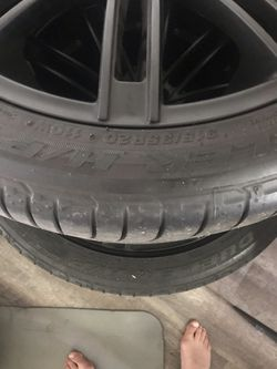 BMW X5 Milanni Rims + Tubeless Tires Thumbnail