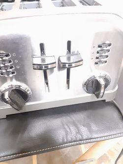 Cuisinart toaster Thumbnail