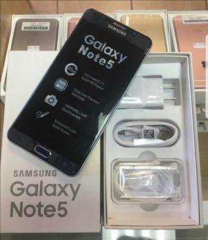 Factory unlocked, Samsung Galaxy Note 5, Great Condition for Sale in Arlington, VA