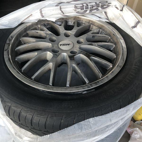 Tsw Wheels 17in 5x120 For Sale In Auburn, WA