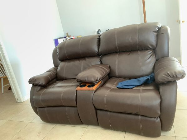 Groovy New And Used Recliner Sofa For Sale In Carson Ca Offerup Machost Co Dining Chair Design Ideas Machostcouk