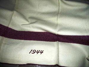 100% wool blanket genuine 1944 for Sale in Fort Washington, MD