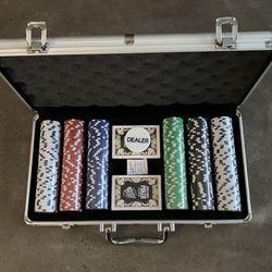 OFFICIAL WORLD SERIES OF POKER - Poker Set  Thumbnail