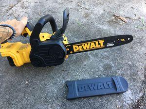 Dewalt Electric Chainsaw for Sale in Winter Park, FL