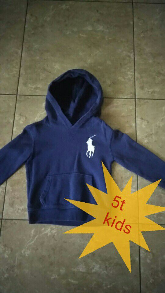 31395ff87f6b 5t toddler RL Polo hoodie for Sale in Fresno