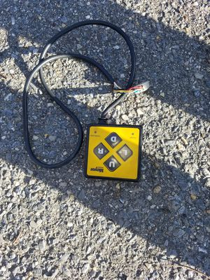 Snow plow control 6 holes for Sale in Crownsville, MD
