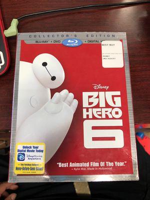 Big Hero 6 Disney for Sale in Silver Spring, MD