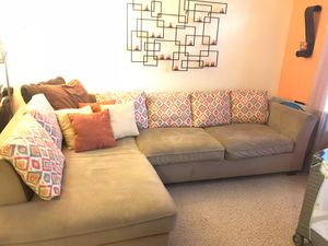 Sofa sectional for Sale in Alexandria, VA