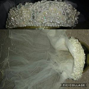 Bridal Headpieces & Veils for Sale in Detroit, MI