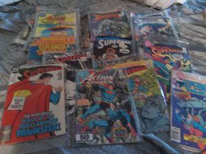 Most DC comics Superman for Sale in Nashville, TN