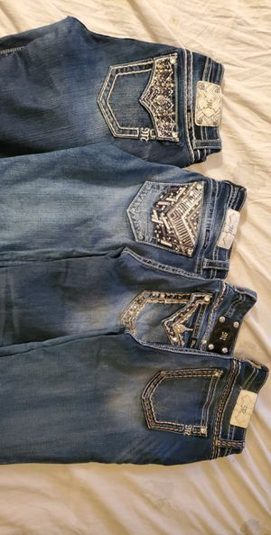 Photo Rock revivals miss me and other brands Jean's