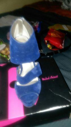 michael Antonio sandal/heels $25 Thumbnail