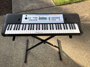 Yamaha YPT-255 keyboard for Sale in Tacoma, WA
