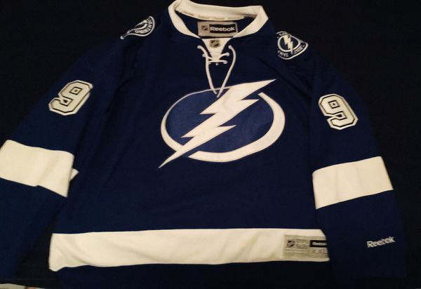 meet 29f2e 97d63 Tampa Bay Lightning Tyler Johnson Jersey for Sale in Tarpon Springs, FL -  OfferUp