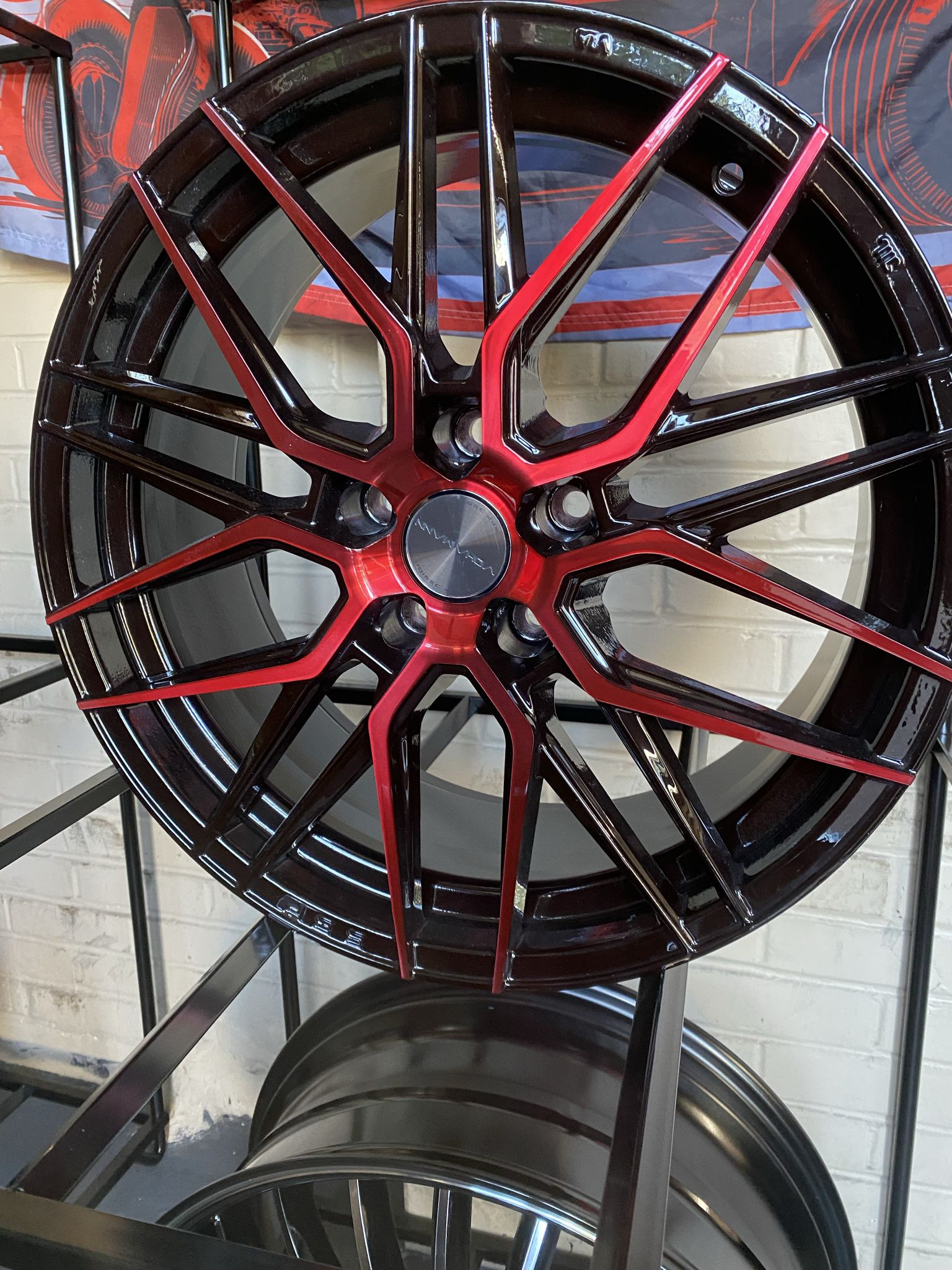 Rims, Tires And Lug Nuts