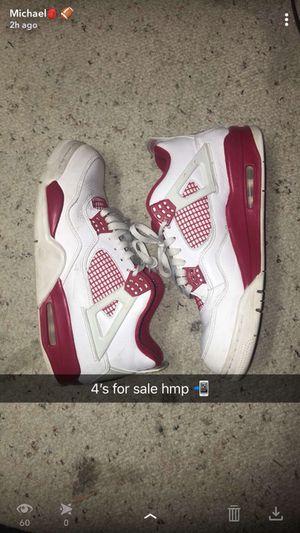 Jordan 4's for Sale in Rockville, MD