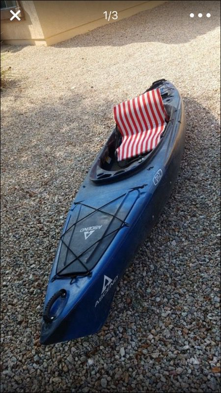 Ascend D12 Kayak For Sale In Queen Creek Az Offerup