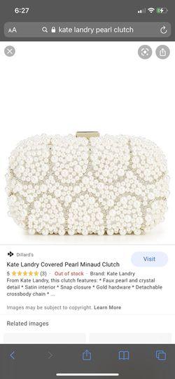 Kate Landry clutch 👛 Thumbnail