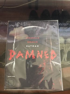 Batman Damned #1 for Sale in Washington, DC