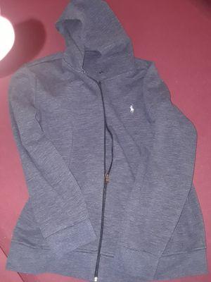 eeb3bf56a Polo Ralph Lauren zip up sweatshirt for Sale in Fall City