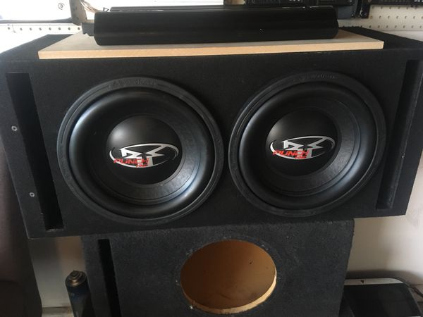 Rockford Fosgate bass system amp sub capacitor Epicenter for Sale in Nuevo,  CA - OfferUp
