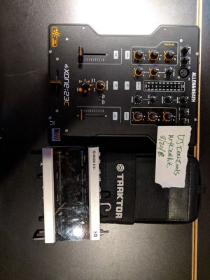 DJ equipment : soundcard, controller for Sale in Somerville, MA