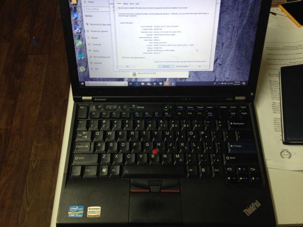 Lenovo x220 laptop for Sale in Tempe, AZ - OfferUp