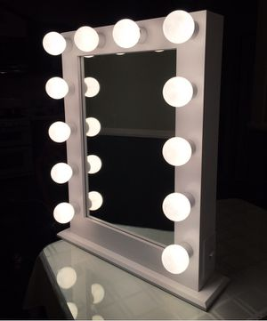 Hollywood Style Vanity Mirrors For Sale In Los Angeles Ca Offerup