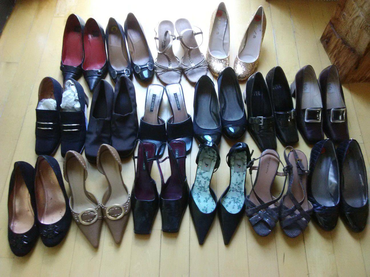 Designer shoes size 9