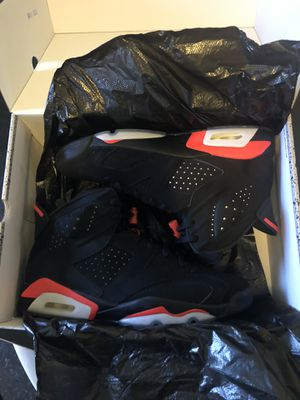 Photo Mens Jordan Infrared 6s