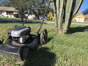 Murray lawnmower works like a charm! Moving need gone ASAP for Sale in Deltona, FL