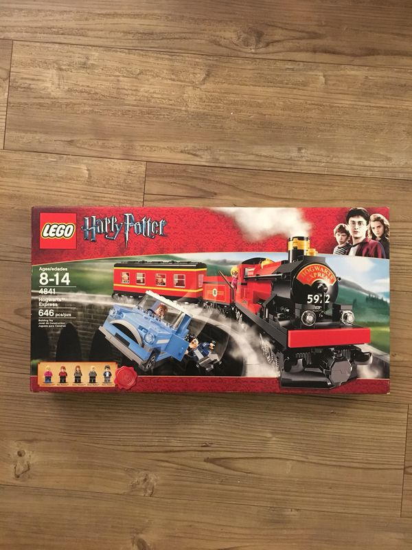 Lego 4841 Harry Potter Hogwarts Express For Sale In Trabuco Canyon