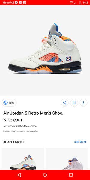 Jordan 5 for Sale in San Francisco, CA
