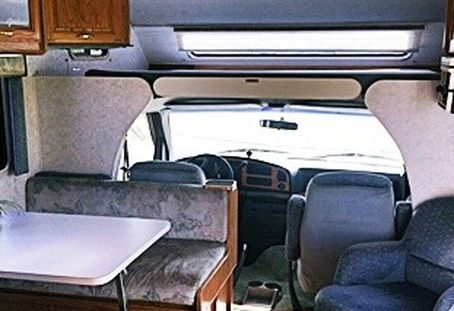 Photo Original Owner with only 80k miles1997 Class C Fleetwood Tioga RV Motorhome 27