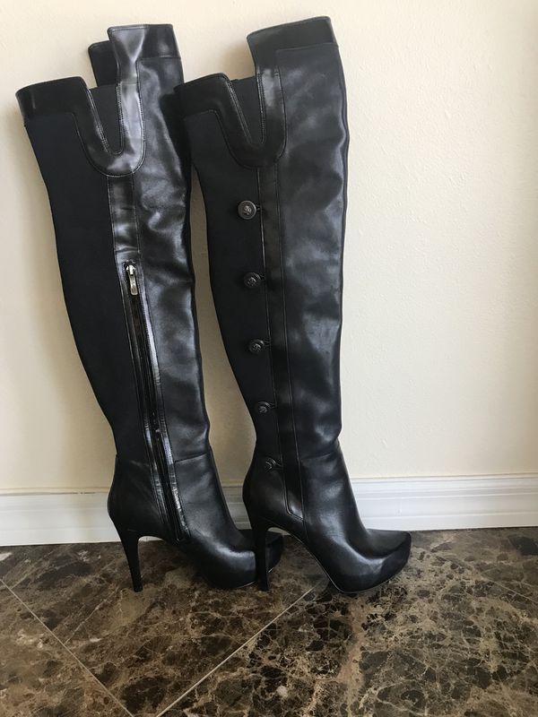 46cbab20af8 Marciano Over the Knee Boots size 8.5 for Sale in LAUD BY SEA