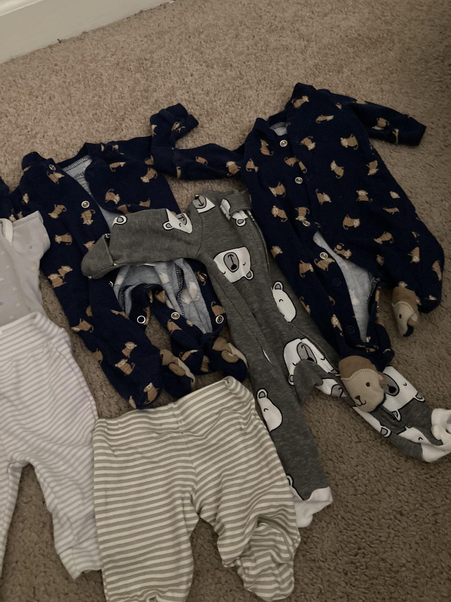 PREMIE BABY BOY CLOTHES