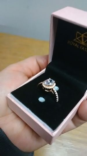 Rose Gold Ring Size 7 for Sale in Las Vegas, NV