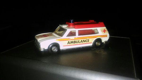 Vintage 1974 Matchbox Ambulance for Sale in Lockport, NY - OfferUp