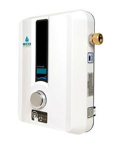 ECO SMART TANKLESS WATER HEATER Thumbnail