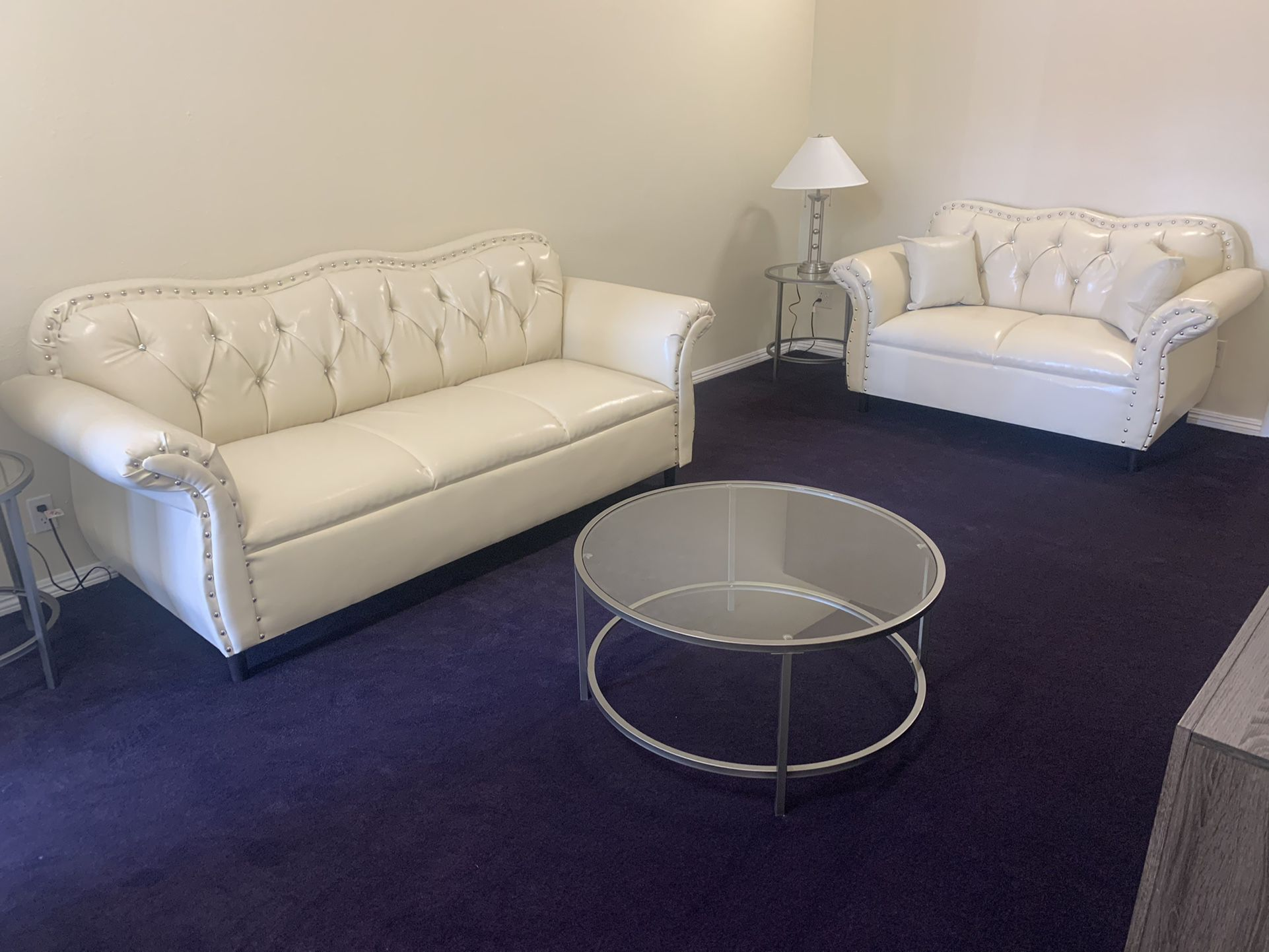 $750 Brand New Couches Two Piece Set