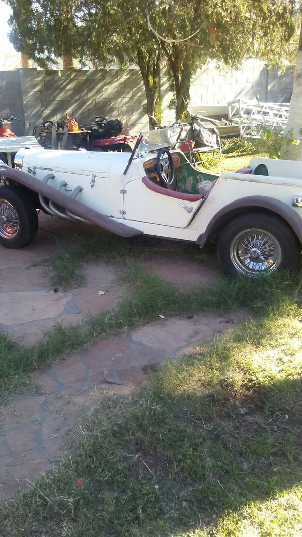 Classic 1929 Gazelle Mercedes (Cars & Trucks) in Phoenix, AZ - OfferUp