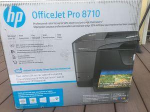 HP OfficeJet Pro 8710 for Sale in Boston, MA