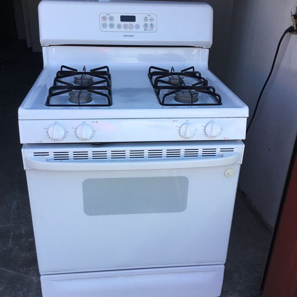gas stove hotpoint for sale in san leandro ca offerup