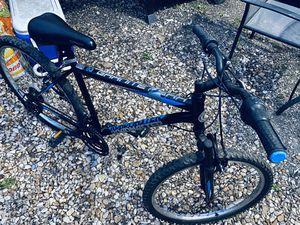 Photo Roadmaster Granite Peak Men's Mountain Bike 26-inch wheels, Blue, Size: 26 in