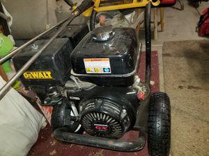 Dewalt 3800 psi pressure washer for Sale in La Quinta, CA